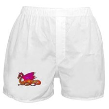 Gradient Dragon Boxer Shorts