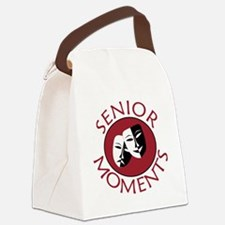 Cool Drama Canvas Lunch Bag