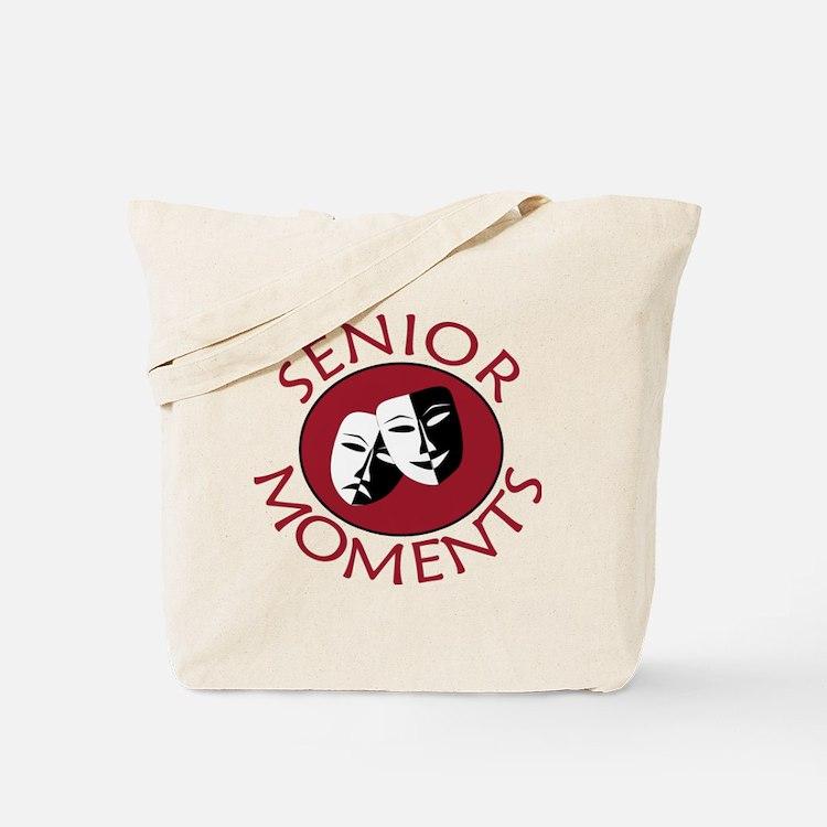 Cute Seniors Tote Bag