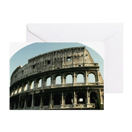 Roman Coliseum Greeting Cards (Pk of 20)