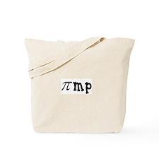 Math Pimp Tote Bag
