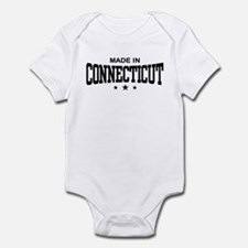 Made in Connecticut Infant Bodysuit