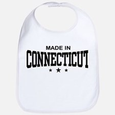 Made in Connecticut Bib