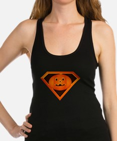 Cute Pumpkin Racerback Tank Top