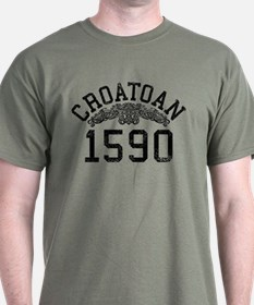 Croatoan 1590 T-Shirt