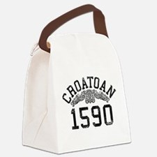 Croatoan 1590 Canvas Lunch Bag