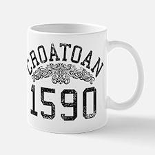 Croatoan 1590 Mug