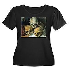 Cezanne's Pyramid of Skulls T