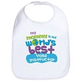 Baby yoga Cotton Bibs