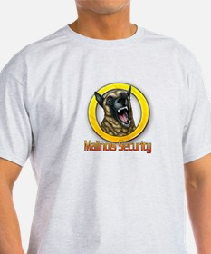 Belgian Malinois Security T-Shirt