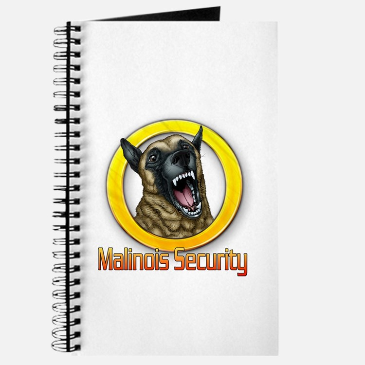 Belgian Malinois Security Journal