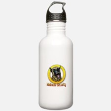 Belgian Malinois Security Water Bottle