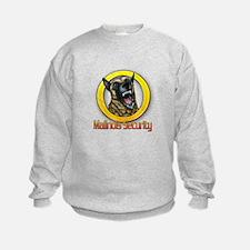 Belgian Malinois Security Sweatshirt