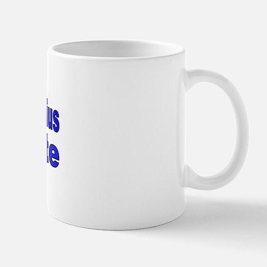 I'm a math genius Mug