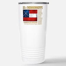 21st Mississippi Infantry Travel Mug