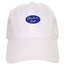Shalom Out Baseball Cap