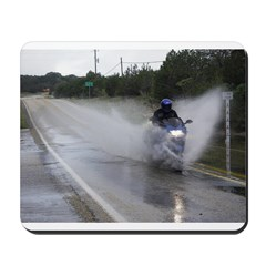 Mousepad - Bike Wash!