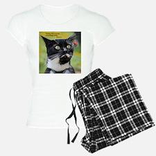 Halloween Kitty Pajamas