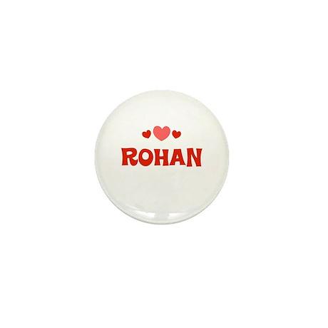 Rohan Mini Button