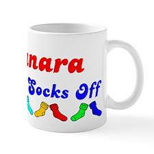 Dayanara Rocks Socks (B) Mug