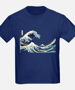 The Great Wave off Kanagawa T