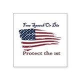1st amendment Stickers