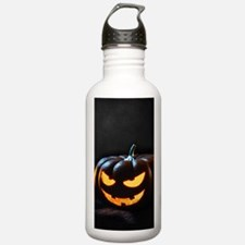 Halloween Pumpkin Jack Water Bottle