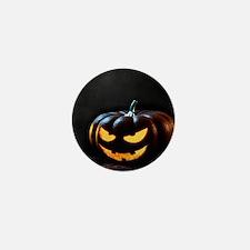 Halloween Pumpkin Jack-O-Lan Mini Button (10 pack)
