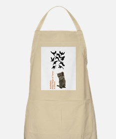 Warning in Effect Apron