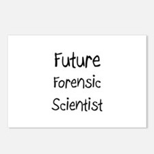 Future Forensic Scientist Postcards (Package of 8)