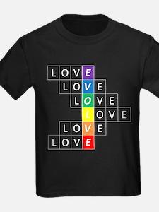 Love-Evolve Chakras WRH T-Shirt