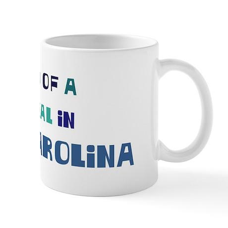 Big Deal in North Carolina Mug