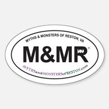 Myths & Monsters Decal Decal