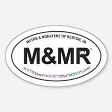 Myths & Monsters Stickers Stickers