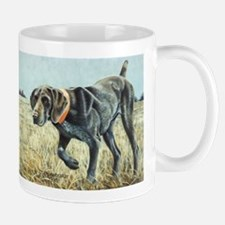 German Shorthair On Target Mug