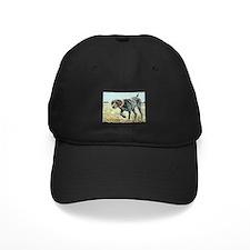 Funny Original dog art Baseball Hat