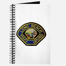 Long Beach PD Explorer Journal