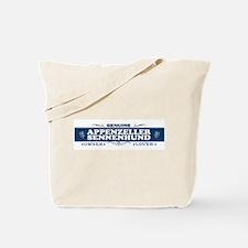 APPENZELLER SENNENHUND Tote Bag