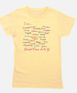 Cool Affirmation Girl's Tee