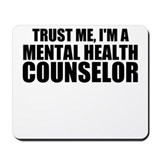 Mental health counselor Classic Mousepad