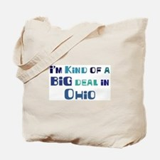 Big Deal in Ohio Tote Bag