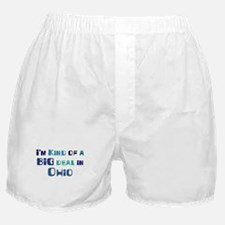 Big Deal in Ohio Boxer Shorts