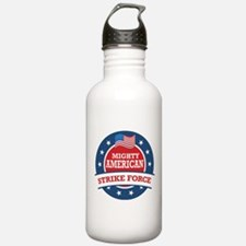 Mighty American Strike Force Water Bottle