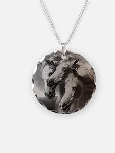 The Pharaoh's Horses Necklace