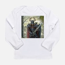 viking warrior Long Sleeve Infant T-Shirt