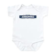 AUSSIEDOODLE Infant Bodysuit