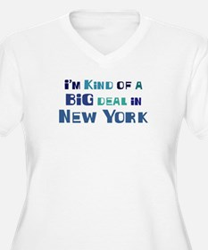 Big Deal in New York T-Shirt