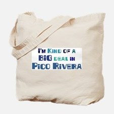 Big Deal in Pico Rivera Tote Bag