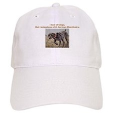 Sleeps with Pointers Baseball Cap