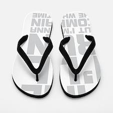 Cute Triathlon Flip Flops